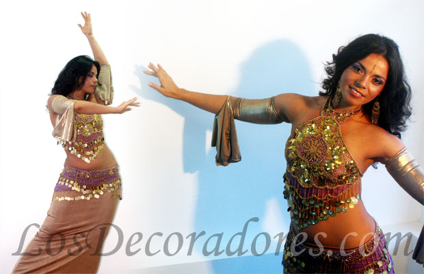 Belly Dance - Baile del Vientre